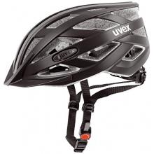 UVEX Erwachsene Fahrradhelm I-VO CC Schwarz Matt   Bild 1