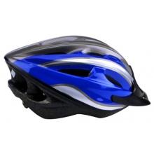 Profex Jugend-/Erwachsene Fahrradhelm blau S/M Bild 1