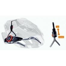 Prowell Helmets Fahrradhelm schwarz Gr. M 55-61 cm Bild 1