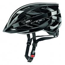 UVEX Erwachsene Fahrradhelm I-VO schwarz 52-57 cm Bild 1