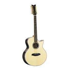 Ortega JADE-4012CE Akustikgitarre MJ Bild 1