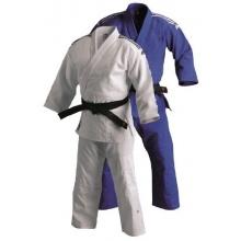 adidas Judo Kampfsportanzug Elite IJF weiss 195 cm Bild 1