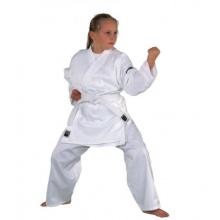KWON Karate Kampfsportanzug BASIC, weiß, Größe 160cm Bild 1