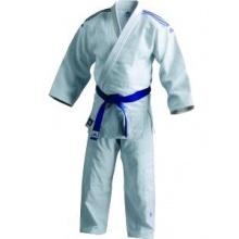 Judo Kampfsportanzug adidas Contest weiß, 155 cm Bild 1