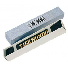 Hayashi Kampfsportgürtel mit Bestickung Taekwondo 260 Bild 1