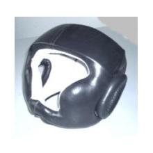 Budoten Kopfschutz schwarz mit Jochbeinschutz L Bild 1