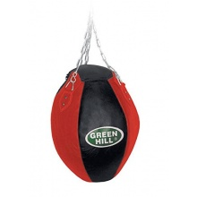 GREEN HILL BOXING WRECKING Punchingball LEATHER  Bild 1