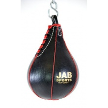JAB Sports Speedball,Punchingball Profi Leder Bild 1