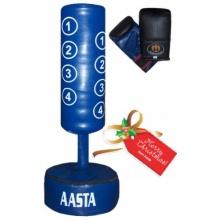Kinder-Standboxsack, freistehend blau von Aasta Bild 1