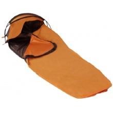 LESTRA Biwakzelt, orange,Biwaksack  Bild 1