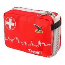 SALEWA Erste-Hilfe-Set First Aid Kit Travel, Dark Red Bild 1