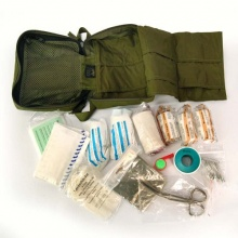 Mil-Tec First Aid Kit Lge Erste-Hilfe-Set  Bild 1