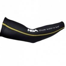 NSA Triathlon Armlinge schwarz L Bild 1