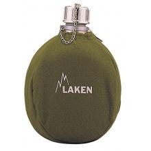 Laken Alu Feldflasche Clasica 1L mit Filzüberzug Bild 1