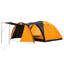 CampFeuer,Kuppelzelt mit Vorbau für 3-4 Pers. Bild 1