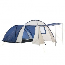 CampFeuer - Kuppelzelt mit grossem Vorbau 4 Pers. Bild 1