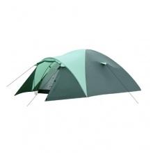 CampFeuer Kuppelzelt Iglu-Zelt mit Vorbau für 3 Pers. Bild 1