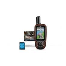 Garmin GPS Outdoor GPS Gerät Navi 64S Plus Transalpin Bild 1