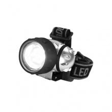 Eaxus Stirnleuchte Headlampe, 7,5 cm, schwarz 49590 Bild 1