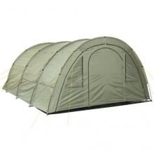 CampFeuer Tunnelzelt mit 2 Schlafkabinen Bild 1