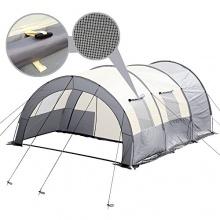 Jago Tunnelzelt Automatik Zelt Campingzelt 4 Personen Bild 1