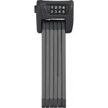 ABUS Faltschloss Bordo Combo 6100/90 schwarz90 cm Bild 1