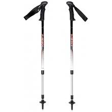 LEKI Wanderstöcke Trail, Black/Red, 69-145 cm, 6342021 Bild 1