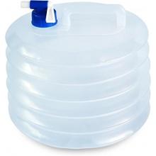 Wasserkanister faltbar mit Hahn 10 Liter von normani Bild 1