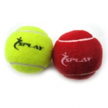Splay Cricket-Ball / Tennisball rot rot Bild 1
