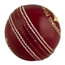 Starlite Pro Cricketball 5.5oz 76 Stitches Bild 1