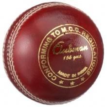 GUNN and MOORE Clubman Cricketball, Rot, Erwachsene Bild 1