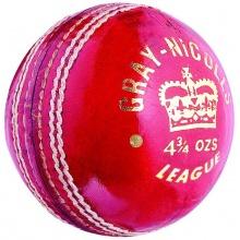 Gray Nicolls - Cricket Ball 4 Teile League Ball,133,2g Bild 1