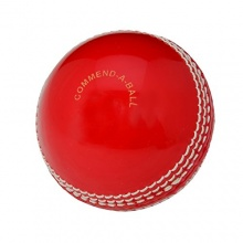 Ranson Befehl Cricket-Ball, rot Bild 1