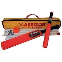 Aresson - Cricketschläger Softball Cricket Set Bild 1