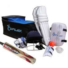 Splay Club Cricket Kit Set, komplett 5 Bild 1
