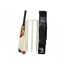 Ranson Promo Cricket-Schläger, Größe 5, Weiß Bild 1