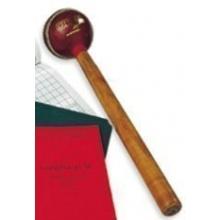 ND - Cricket Schläger Pfleger Mallet Mit Cricket Ball Bild 1