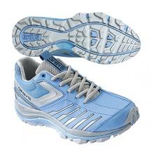 GRAYS G8000 Lacrosseschuhe Damen, Blau/Silber, 39 Bild 1