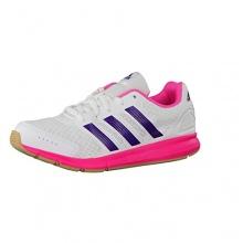 adidas LK Sport kids WEISS Lacrosseschuhe Gr. 39 1/3 Bild 1