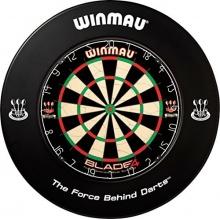 WINMAU Dartboard Surround Dart-Backboard  Bild 1