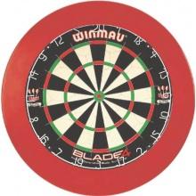 Winmau Blade 4 inkl. ROTEM Surround,Backboard  Bild 1