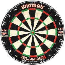 Winmau Steeldartboard Blade IV,Dartscheibe, 3006 Bild 1