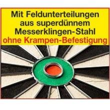 Kings Dart Turnierboard Dartscheibe Spider, RN250 Bild 1