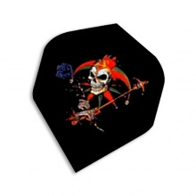 Red Dragon Darts Alchemy Joker 12 Dart Flights Sets Bild 1