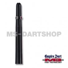 Schaft-Set EMPIRE Dart M3 Nylon kurz Schwarz Bild 1