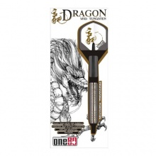 ONE80 Soft-Dartpfeile Dragon Softip 18g, silber, 6042 Bild 1