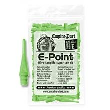 E-Point Empire Dart kurze 2BA Neongrüne Dartspitzen  Bild 1
