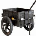 TIGGO 16 Handwagen Fahrradanhänger 60kg Zuladung Bild 1