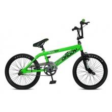 20zoll BMX Rooster Big Daddy Spoked BMX Fahrrad grün Bild 1