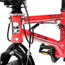 MADD MGP 20zoll BMX Fahrrad Krank Park - red 2012 Bild 1